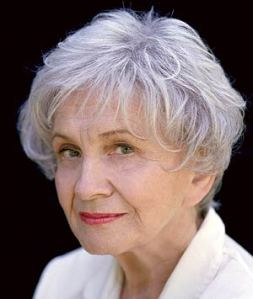 my hero: Alice Munro